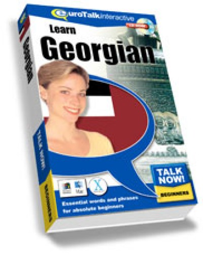 Talk Now Learn Georgian