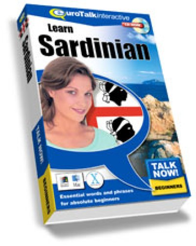Talk Now Learn Sardinian