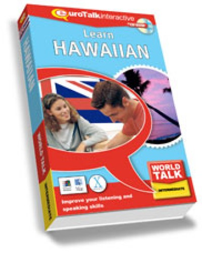 Talk Now Learn Hawaiian Intermediate Level 2 (World Talk)