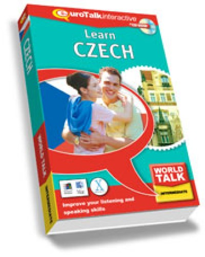 Talk Now Learn Czech Intermediate Level 2 (World Talk)