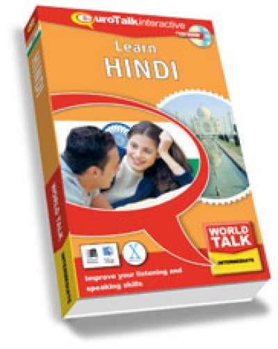 Talk Now Learn Hindi Intermediate Level 2 (World Talk)