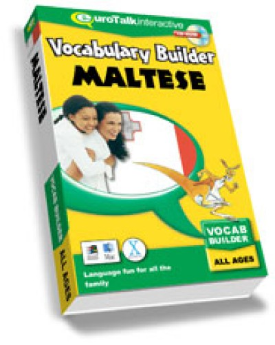 Talk Now Vocabulary Builder Maltese
