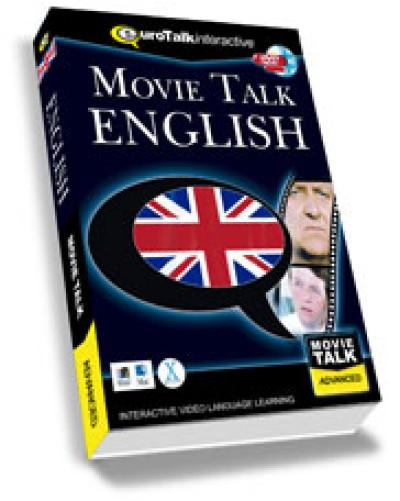 Movie Talk English DVD ROM Advanced Learning