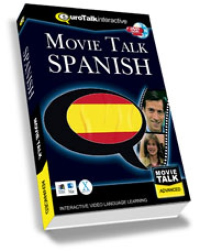 Movie Talk Spanish DVD ROM Advanced Learning