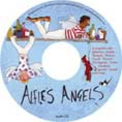 Alfie's Angels - Albanian / English (Paperback)