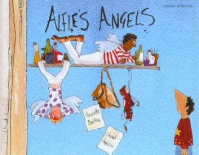 Alfie's Angels - Bengali / English (Paperback)