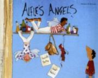 Alfie's Angels - German / English (Paperback)