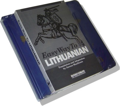 Easy Way to Lithuanian (Book & 6 audio cassettes)