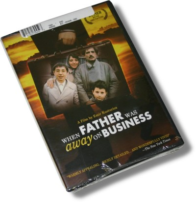 When Father was Away on Business (DVD)