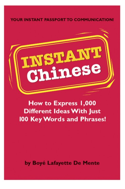 Tuttle - Instant Chinese