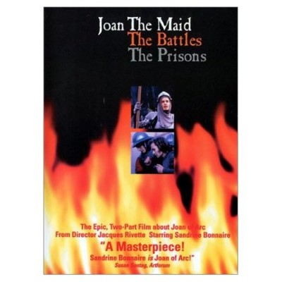 Joan The Maid (DVD) 2 Volume