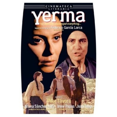Yerman (Spanish DVD)