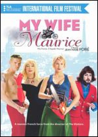 My Wife Maurice (French DVD)