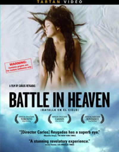 Battle in Heaven (Spanish DVD)