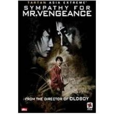 Sympathy for Mr. Vengeance (Korean DVD)