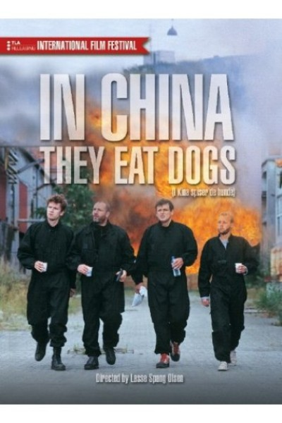 In China They Eat Dogs (Danish DVD)