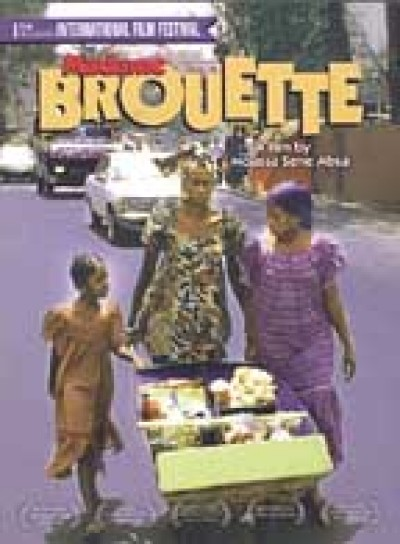 Madame Brouette (French DVD)