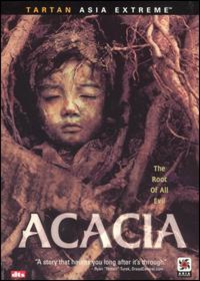 Acacia (Korean DVD)