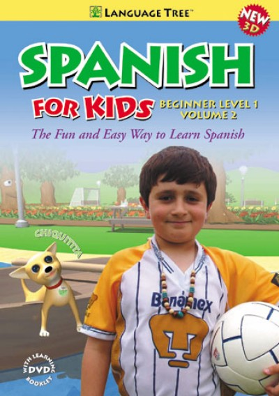 Language Tree - Spanish for Kids Level 1 Volume 2 (DVD)