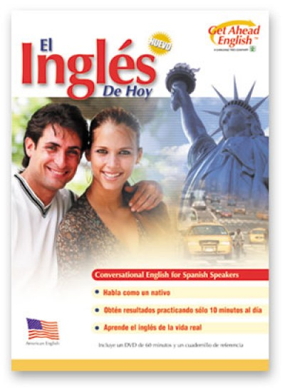 Language Tree - Get Ahead English (ESL) Today's English for Spanish