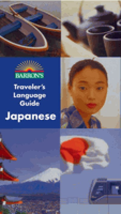 Barron's Traveler's Language Guides - Japanese