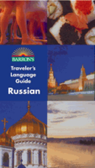 Barron's Traveler's Language Guides Russian (Paperback)