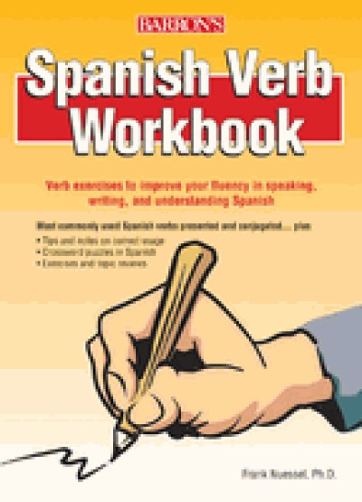 Barrons - Spanish Verb Workbook