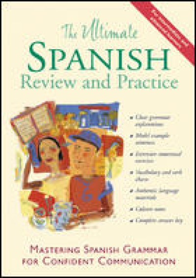 The Ultimate Spanish Review and Practice (w/ 2 Audio CDs)