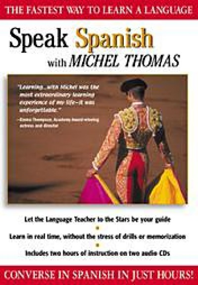 McGrawHill Spanish - Speak Spanish with Michel Thomas(2 Audio CDs)