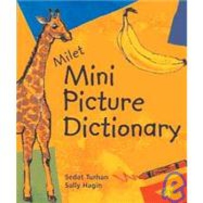 Tuttle - Milet Mini Picture Dictionary English-Japanese