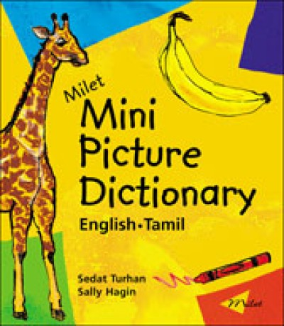Milet Mini Picture Dictionary English-Tamil