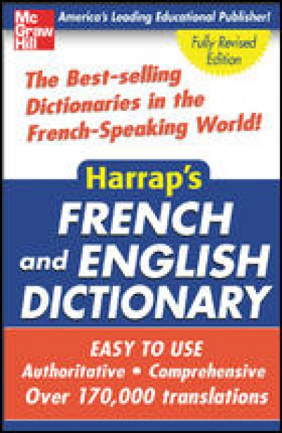 McGrawHill French - Harrap's French and English Dictionary
