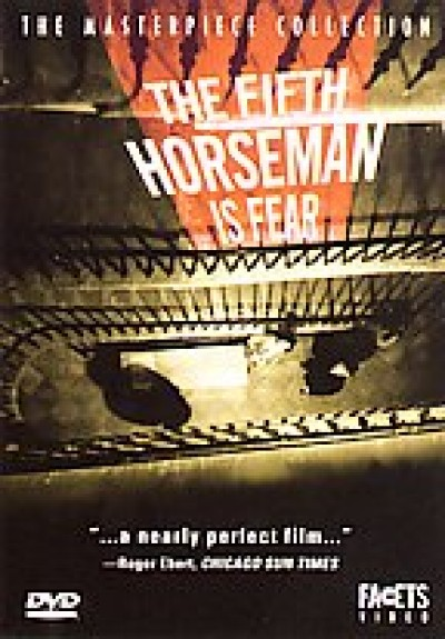The Fifth Horseman is Fear (DVD)