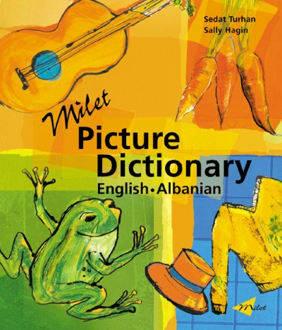 Tuttle - Milet Picture Dictionary English-Albanian