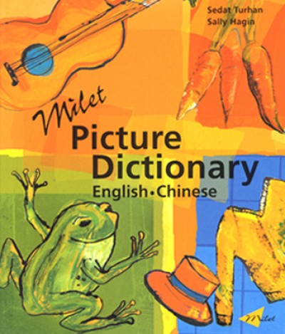 Tuttle - Milet Picture Dictionary English-Chinese