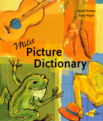 Tuttle - Milet Picture Dictionary English