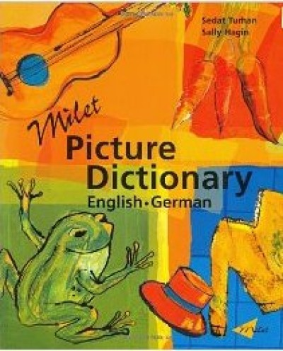 Milet Picture Dictionary English-German (Hardcover)
