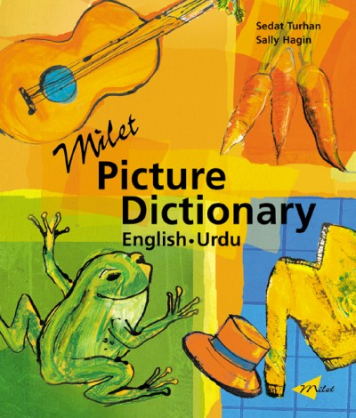 Milet Picture Dictionary English-Urdu (Hardcover)