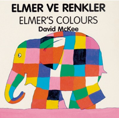 ELMER'S COLORS (Turkish-English)