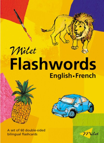 Milet Flashwords (English-French)