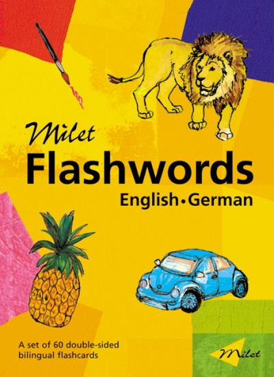 Milet Flashwords (English-German)