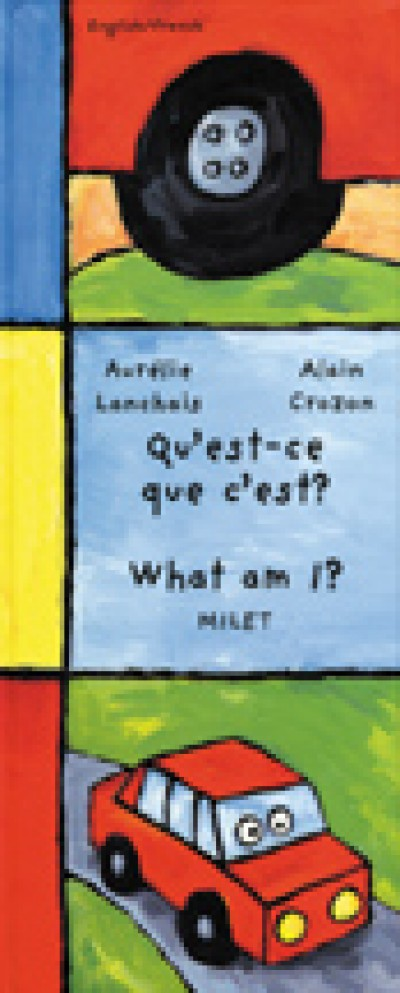 What Am I? (English-French) (Hardcover)