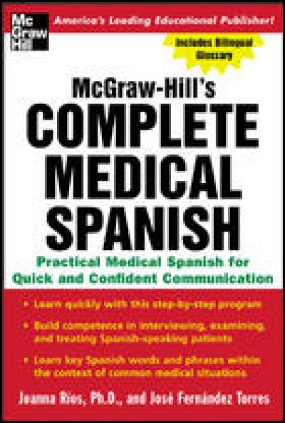 Complete Medical Spanish