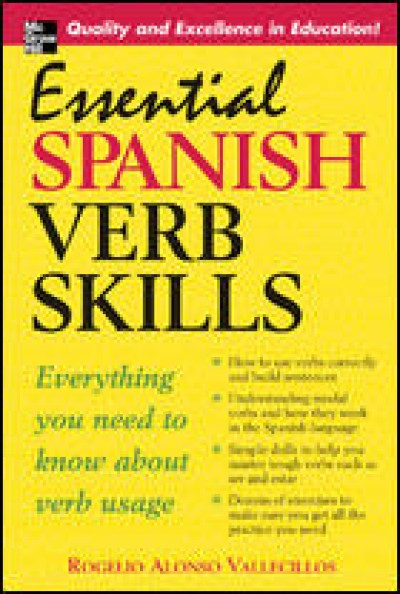 Essential Spanish Verb Skills (Book Only)