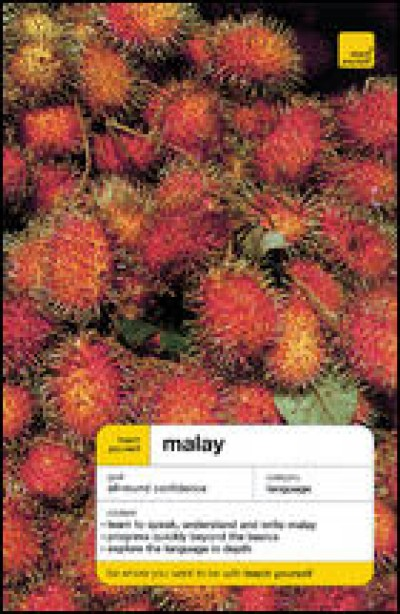 NTC - Teach Yourself Malay Complete Courses (Book & Audio CDs)