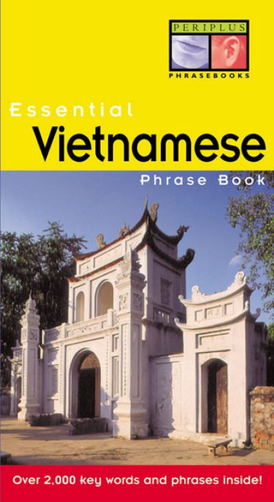 Tuttle - Essential Vietnamese Phase Book