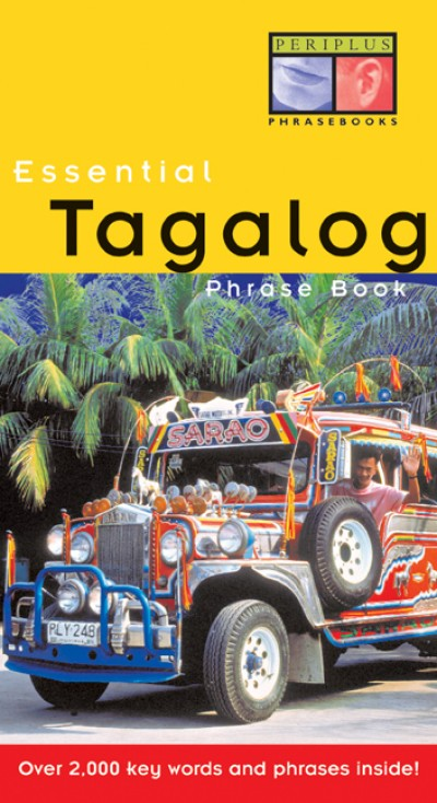 Tuttle - Essential Tagalog Phrase book
