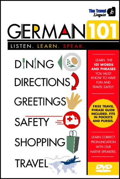 German 101 (DVD)