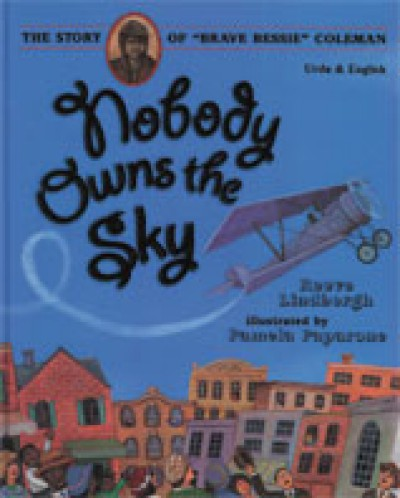 Nobody Owns The Sky by Reeve Lindbergh in English & Turkish