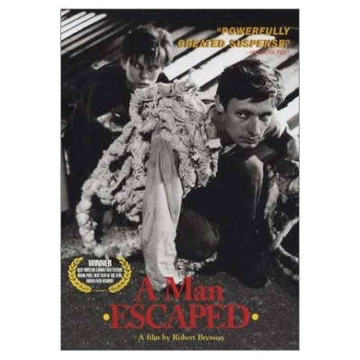 A Man Escaped (French DVD)